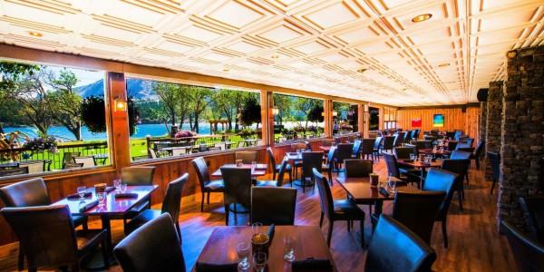 Waterton lakes restaurants