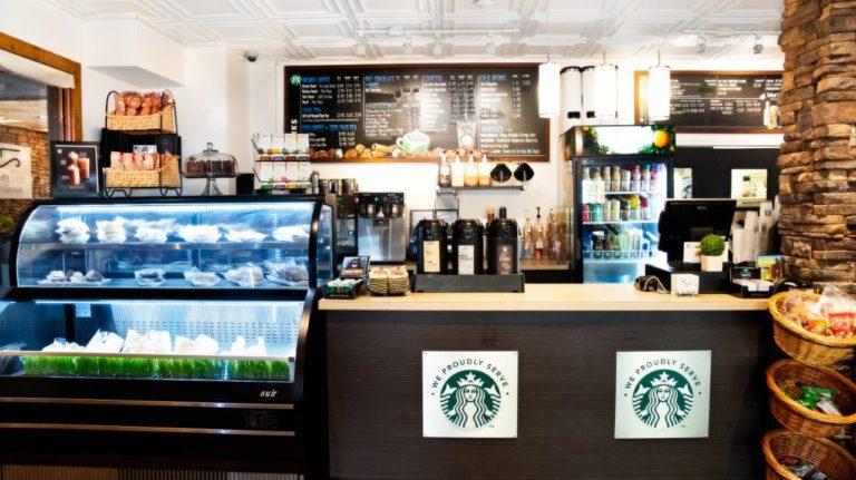 Glacier Bistro Starbucks
